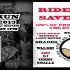 "June 1st | ""Ride a hawg, save a dawg"" at J's Sports Bar & Grill"