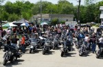 J's 2nd annual <em>Ride a hog, Save a dog</em> Biker Rally.
