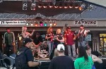 Live Outdoor Staged Music at J's Sports Bar and Grill.
