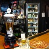 Pizza, Beer, and table tapper specials