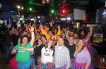 Shot of the crowd from the Stage at J's Sports Bar and Grill