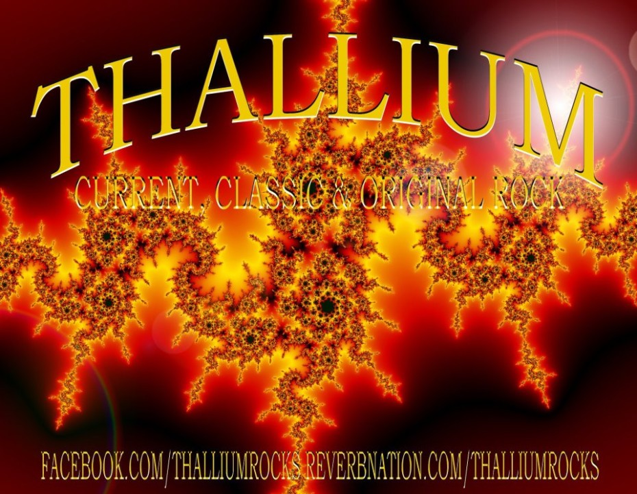 Thallium | Saturday, Dec 3, 2012