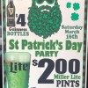 St. Patrick's Day Bash 2019