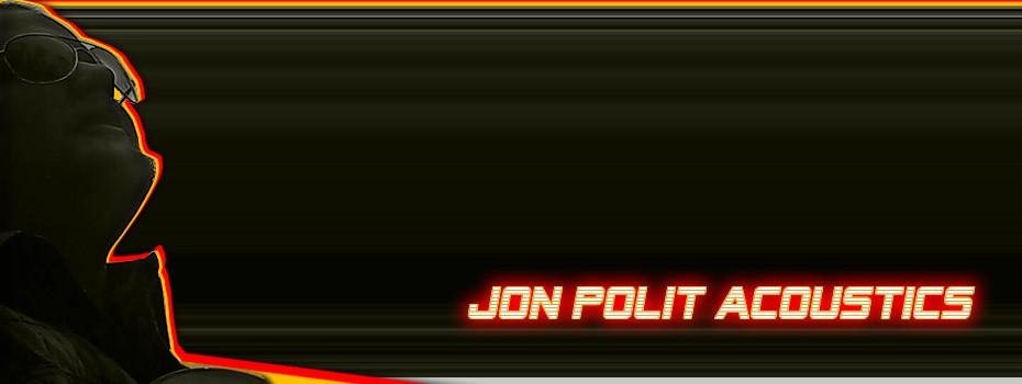 Jon Polit, Acoustic Jam, 9 pm | Dec. 22nd.