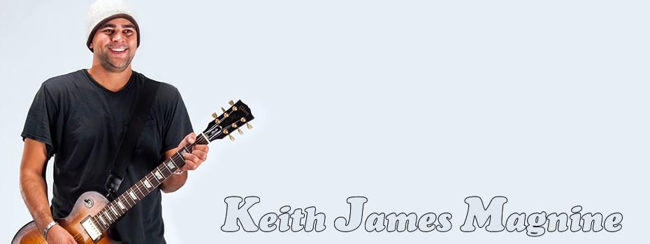 Keith Magnine Acoustic | Nov. 18th.