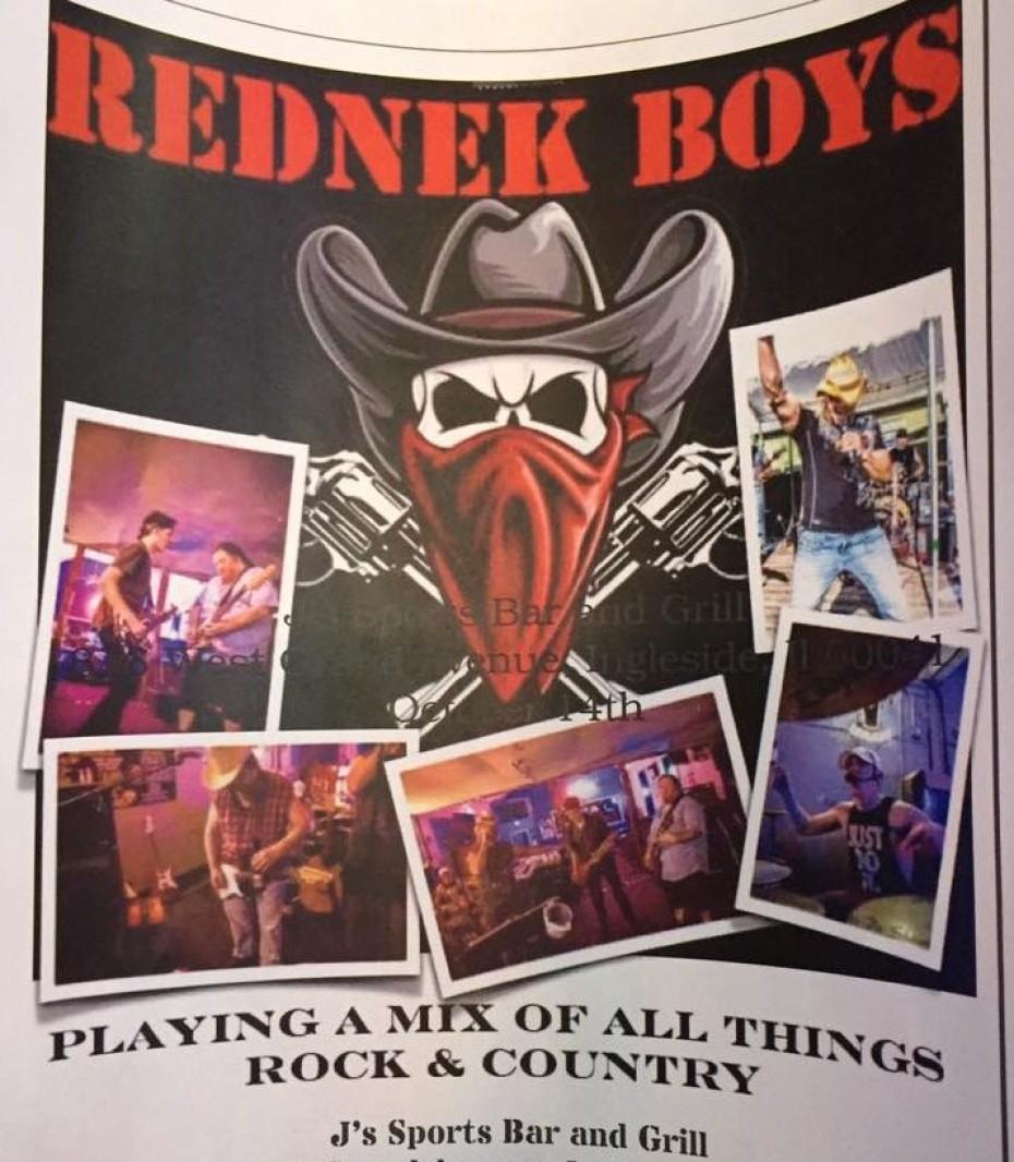 The Redneck Boys | December 15th.