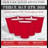 May 11th | Life-Size Backyard Battle Pong