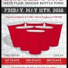 May 11th | Life-Size Backyard Battle Pong