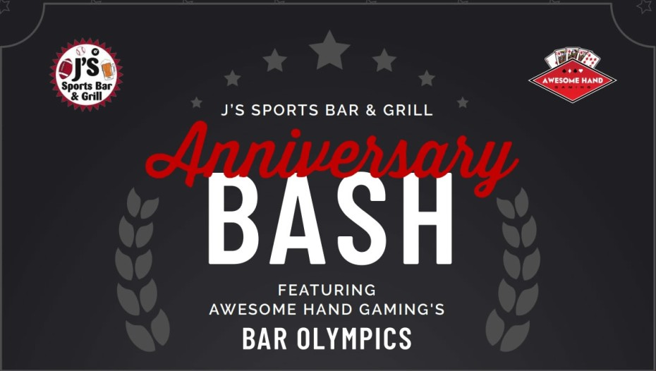 J's 7th Anniversary Bash