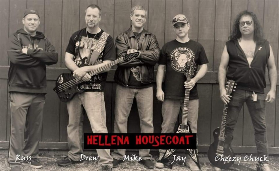 Hellena Housecoat
