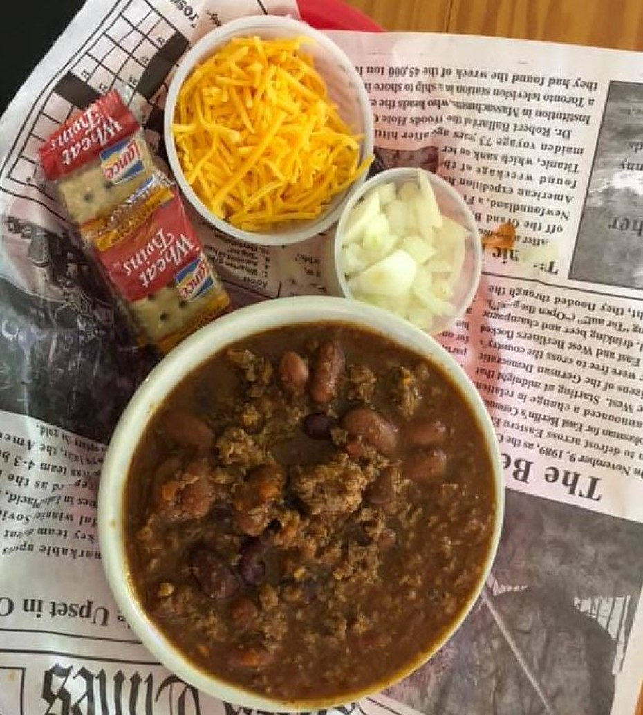 Chili Cookoff – Chicago vs. Green Bay