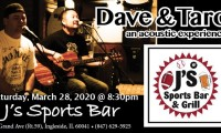 Dave & Taro | March 28th